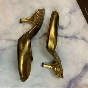 Gucci Shoes - GUCCI x TOM FORD mules